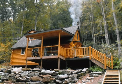 FOXFIRE CABIN   Cook Forest, PA